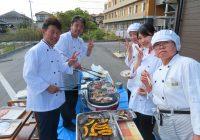 川内BBQイベント