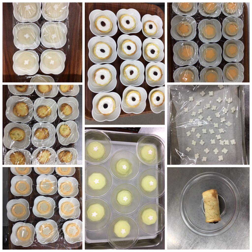 矢野 11月手作りお菓子づくり