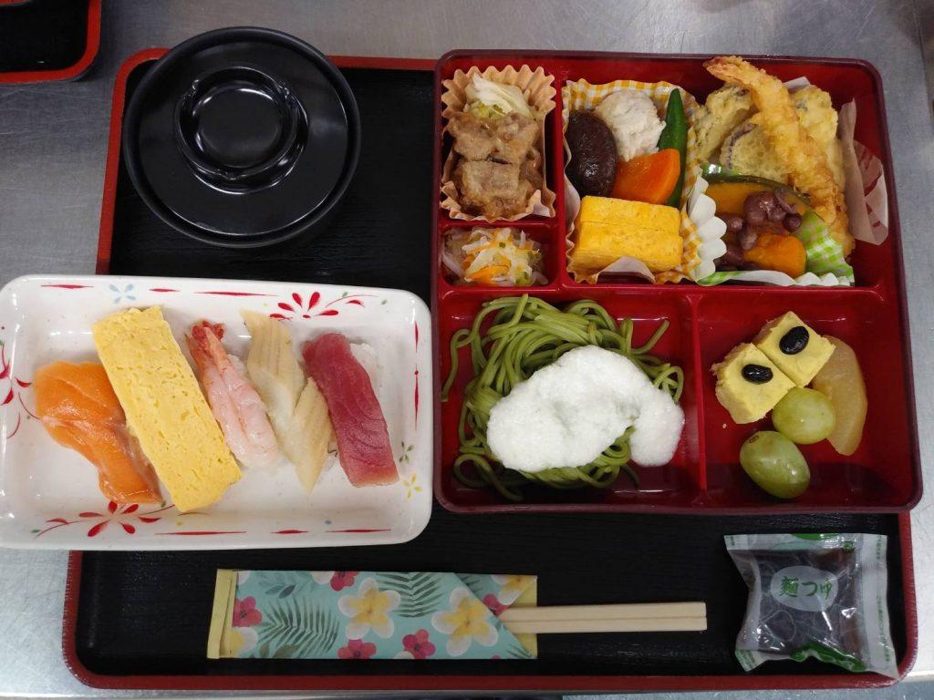 海田 忘年会用のお弁当提供 2020年12月7日